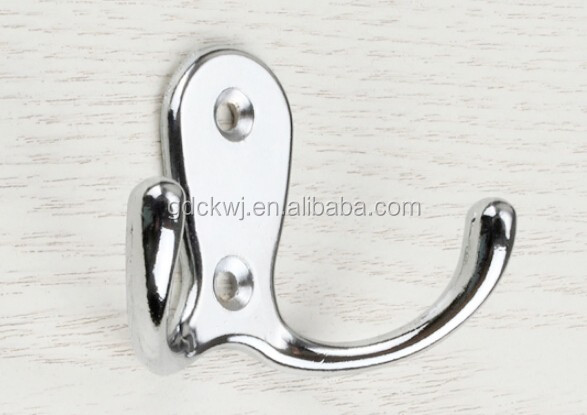 Bathroom Towel Hooks / Hotel Bathroom Robe Hook/kitchen Towel Hook E-50