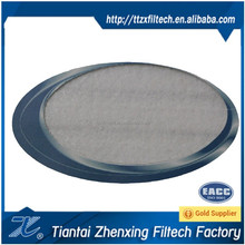 thread anti-static polyester needle punched felt filter cloth filter material