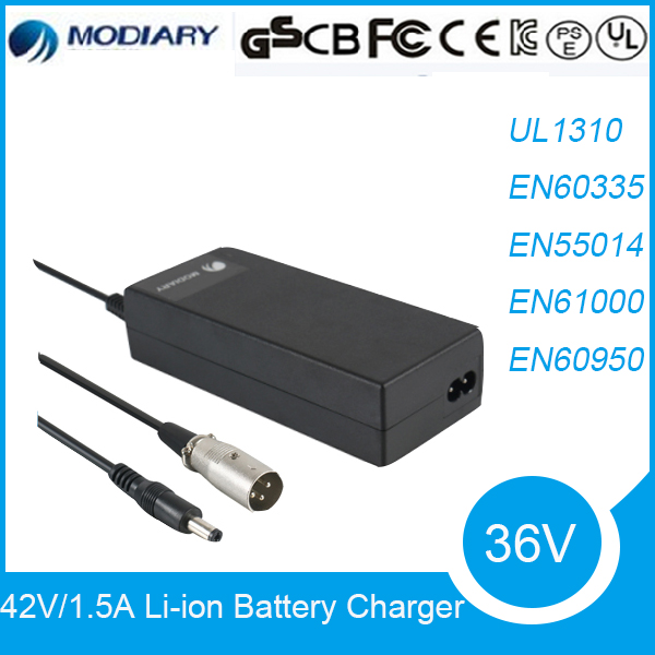 Sans lithium battery pack charger