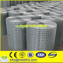 Quality-assured competitive price 2x2 galvanized welded wire mesh