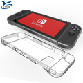 N switch console Plastic Crystal Protective Cover Shell for Nintend Switch console