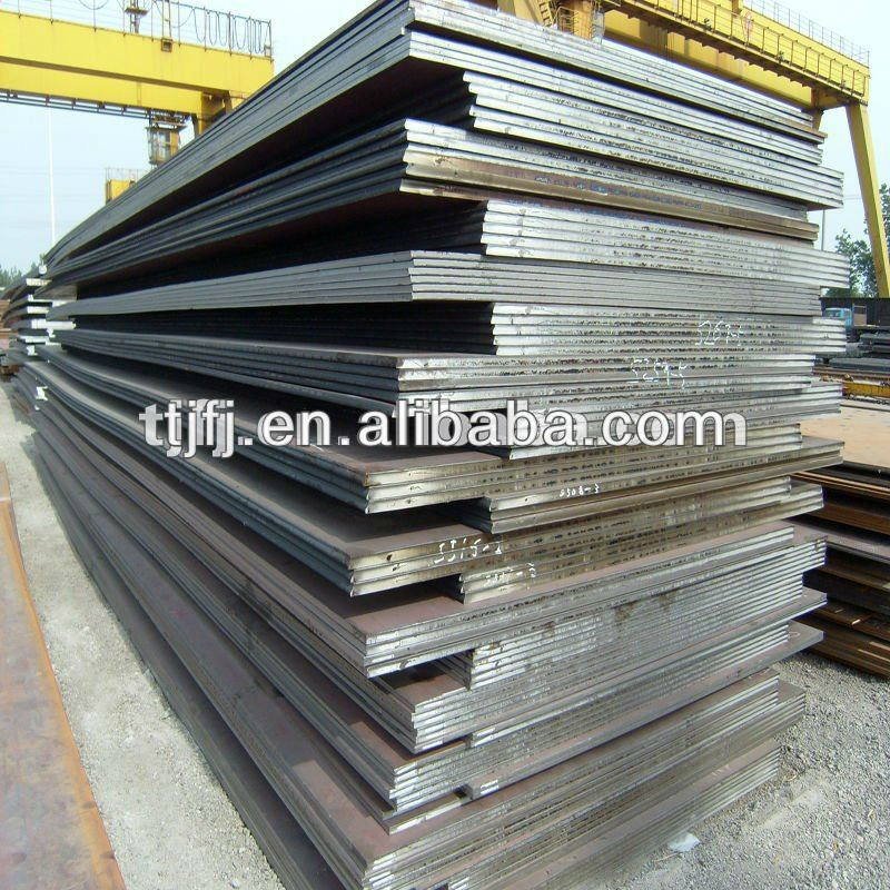 ST37 Carbon Steel Plate/Sheet