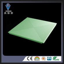 Fireproof Perforated Aluminum Ceiling Tiles Aluminum Ceiling Panel