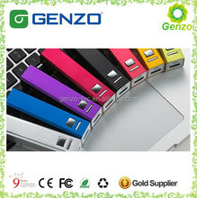 Factory direct wholesale new portable power bank for mobile phone, power charger, 2600mah power bank