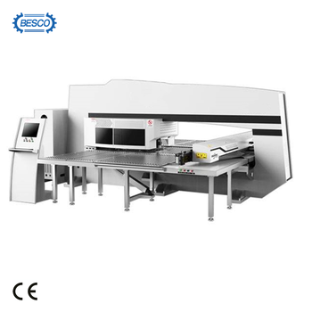 siemens system cnc turret punching machine/automatic hole punching machine/cnc punch press price