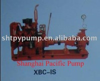 XBC-IS DIESEL ENGINE DRIVE FIRE PUMP