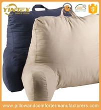 Back Support Reading Wedge Pillow, Bed Wedge For Anti Acid Reflux