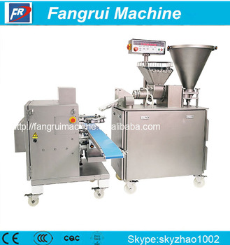 China manufacturer factory price vegetable and meat Automatic Steel Steamed Bun Machine