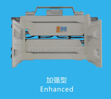 High efficient adjustable forklift attachment bale clamp apply widely to various line without work platform condition