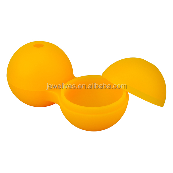 "AMAZON 2"" whiskey silicone ice ball maker mold"