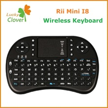Best Selling Wireless Keyboard Rii i8 fly Mouse Handheld bluetooth Keyboard for TV BOX PC Laptop