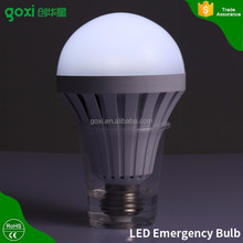 Shenzhen factory wholesale 4 Hours Magic electric bulbs ac dc led rechargeable bulbs