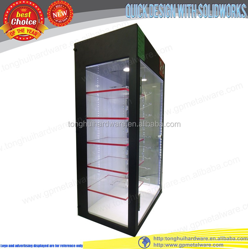 hight quality countertop acrylic sunglass display cabinet