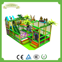Indoor commercial children's playground equipment