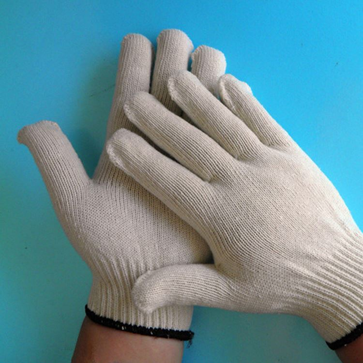 [Gold Manufacturer, Trade Assurance, Hot Sale] pvc dotted cotton knit bicycle glove