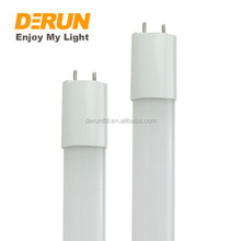 low price 18w 4ft glass t8 led tube light 1200mm