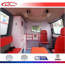 interior parts of ambulance toyota hiace