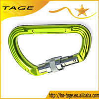 high quality carabiner keychain and climbing rope