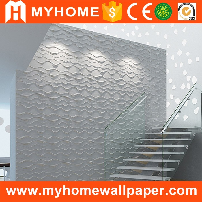 Hot sale bamboo decorative 3d wall covering panels