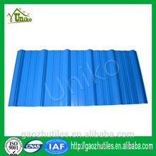 tri-ply co-extruded competitive raw material for roofing sheet