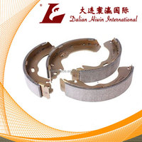 Top quality Auto brake shoe For Hyundai Cars with TS16949