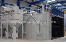 ISO 9001Certified Prime Manufacturer Sand Blast Room, Sand Blast machine/ Sand Blast Booth/ Sand Blast Equipment