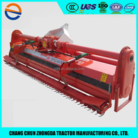 Rice farming machinery rotary harrow pulp grader 2015 with short investment recovery period
