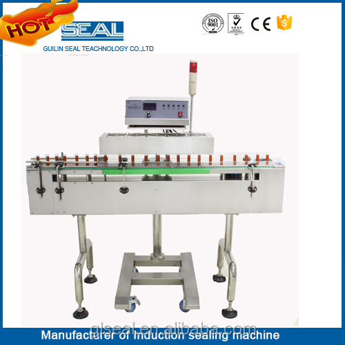 CE air cold induction sealer
