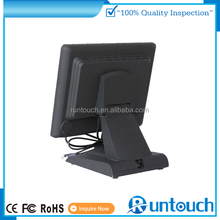 Runtouch 15 Inch All In One IR Multi LCD Touch Monitors