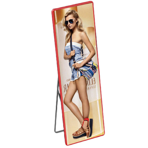 BestP2.571 Floor Stand Led Commercial Advertising Display Screen, High Quality Outdoor Advertising Digital Display Screens