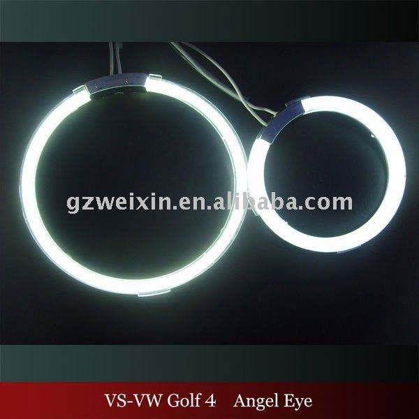 Supply high quality ccfl angel eyes rings for VW golf 4