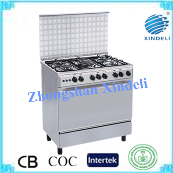 cooking range brands high quality blue flame gas stove