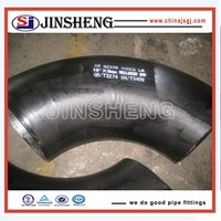 asme b16.9 ms pipe fitting size