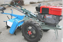Hot selling China mini diesel good quality 8HP 10HP hand tractor manual