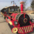 Top Train Manufacturer in China Outdoor Resort Places Visitors Used Vintage Amusement Park Trains for sale