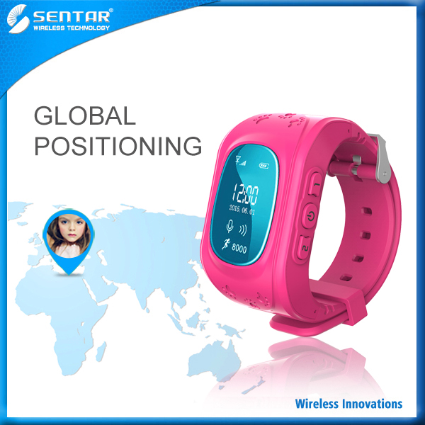 China Online Selling New Two-way Speaking Kids Watch Intelligent GPS Personal Kids Watch With Timer
