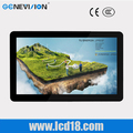 Cheap Price Wall-mount 22inch Advertising Screen Ultra Thin Touchscreen Digital Signage Video Player