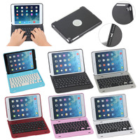Ultra-Thin Wireless Bluetooth Keyboard Case Cover For Apple iPad mini 1 2 3 New