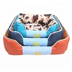 Customized cheap cute pet bed china manufacturers dog beds