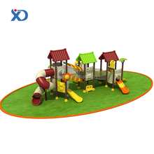 Best Sale Outdoor Playground Structure Steel Playground Equipment