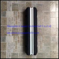 400mm rubber leveling feet