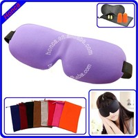 Buy travelling sleep eye mask travel accessory knitted leather ...