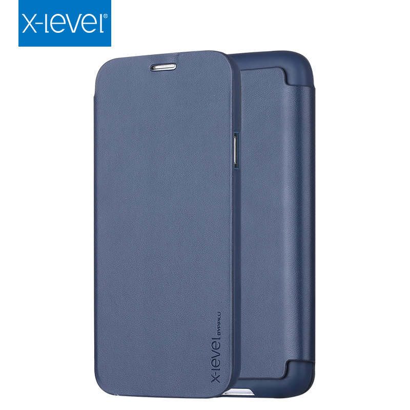 [X-Level] Ultra Slim PU Flip Case for Samsung Galaxy S5 Case Wholesale