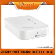 21Mbps Small Android 3g Wifi Router With External Antenna RJ45 Port