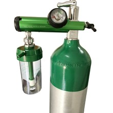 CE Certified Portable Oxygen Gas Cylinders For Home Emergency
