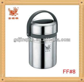 new product high quality sales stainless steel rice box with eco friendly material