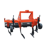 100HP Farm Tractor Implement Deep Plough Machine