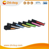 Chi-buy Colorful Black Edge LED Dog Collar Shining Pet Collars