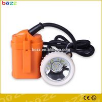 led cordless safety mining cap lights led