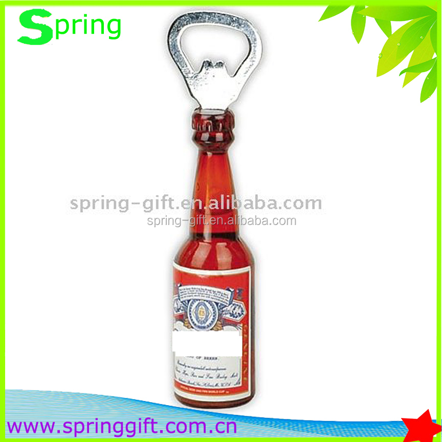 promotion custom logo bottle opener